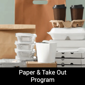 Northern Meat Service Paper & Take Out Program